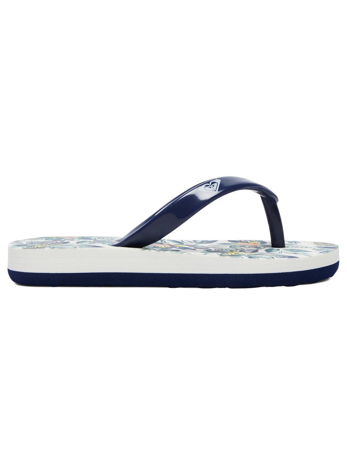 8d65bc35e 1 Bamboo - Flip-Flops for Toddlers Blue AROL100002 Roxy