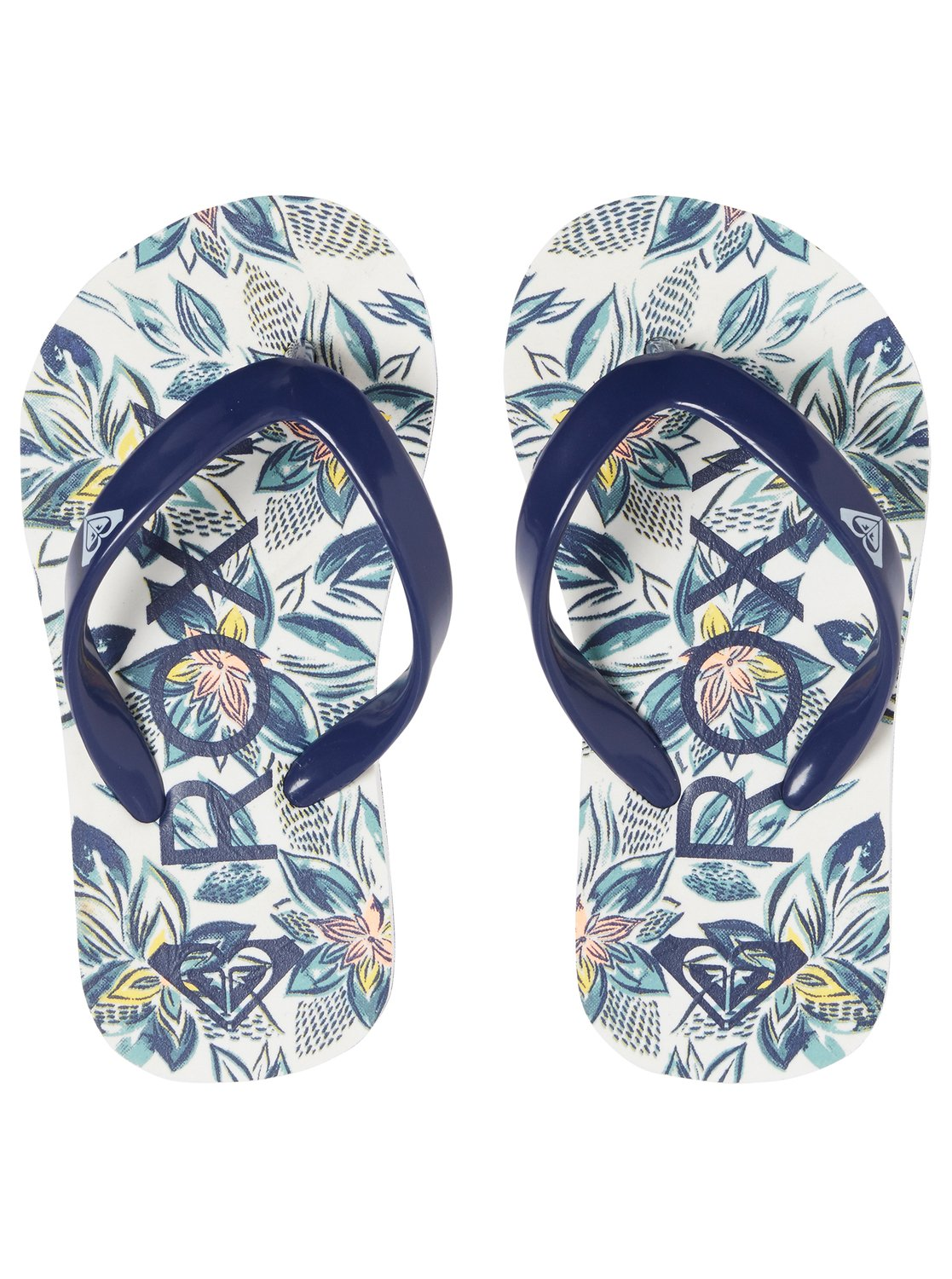 6649c32fc 2 Bamboo - Flip-Flops for Toddlers Blue AROL100002 Roxy