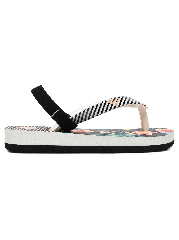 9764fa508 1 Pebbles VI - Sandals for Toddlers Orange AROL100004 Roxy