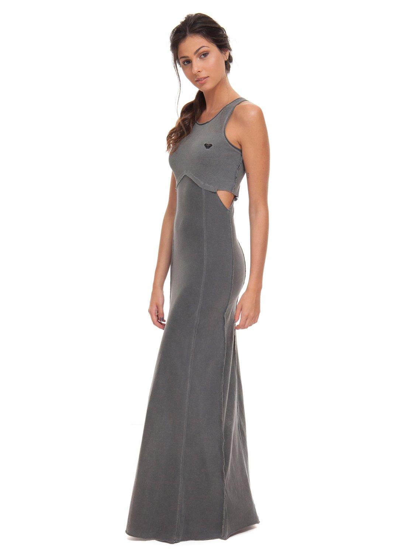 8688fab13 3 Vestido Feminino Longo Roxy BR73811535 Roxy