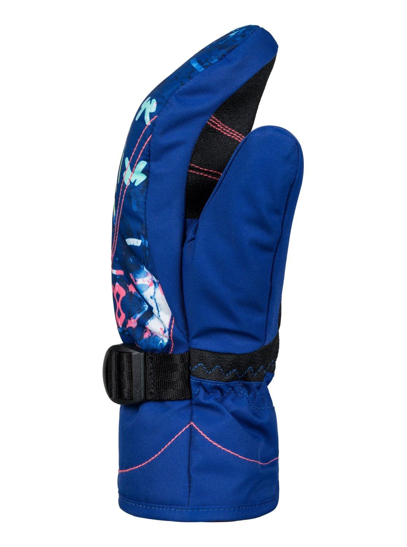 67753e7a322 1 ROXY Jetty - Guantes de snowboard esquí para Chicas 8-16 ERGHN03013 Roxy