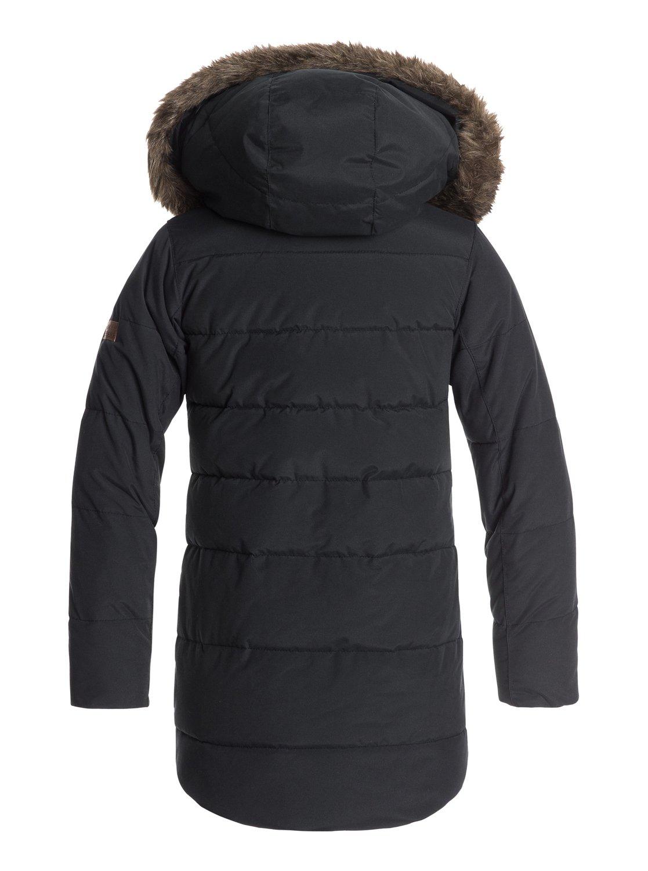 46789f2bebf Elsie - Waterproof Hooded Longline Puffer Jacket for Girls 8-16 ...
