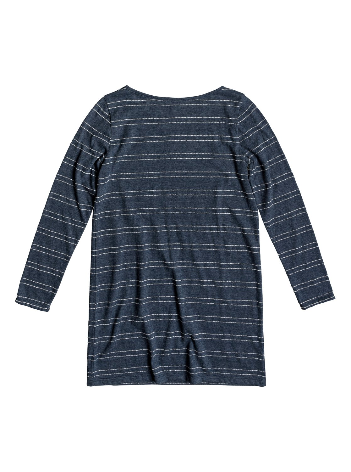 efe8dbc297a4 1 Girl's 7-14 Sweet Fruit Long Sleeve T-Shirt Dress Blue ERGKD03080 Roxy