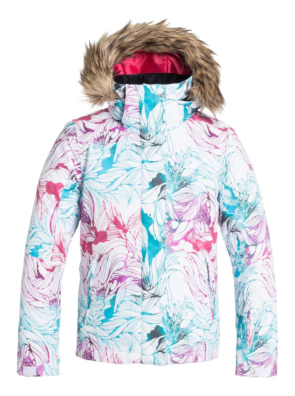 f2f472242 Girl's 7-14 American Pie Snow Jacket ERGTJ03003 | Roxy