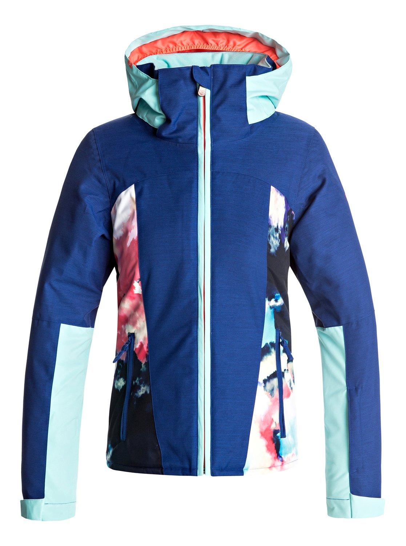 Abbigliamento specifico Roxy Sassy Snow Jacket Bambina Gilet