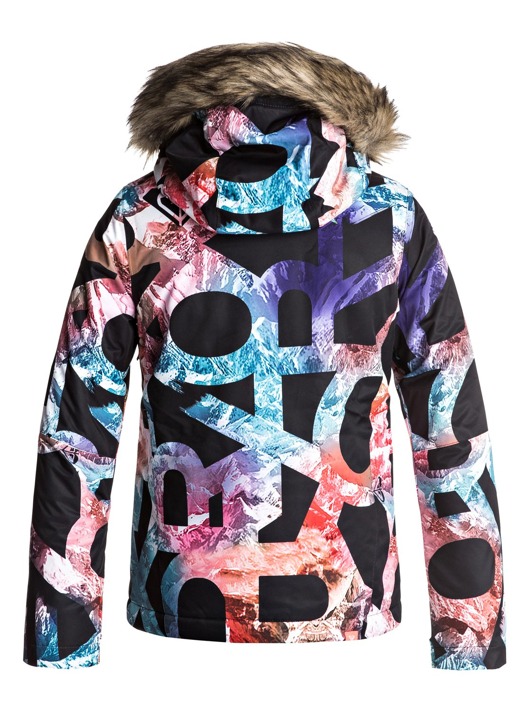 948b83c77 Girl's 7-14 American Pie Snow Jacket ERGTJ03037 | Roxy