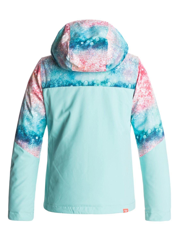 09183c9eb 1 Girl's 7-14 ROXY Jetty Snow Jacket ERGTJ03041 Roxy