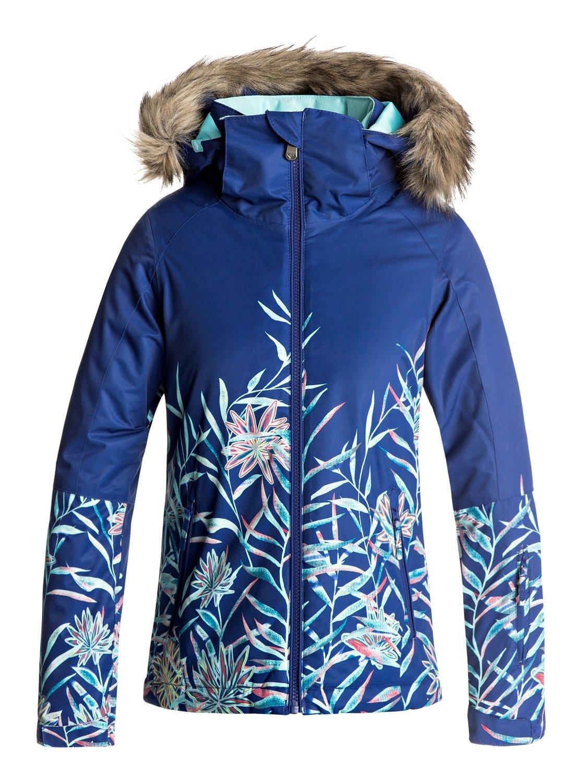 1da27e174 Girl's 7-14 American Pie SE Snow Jacket ERGTJ03043 | Roxy