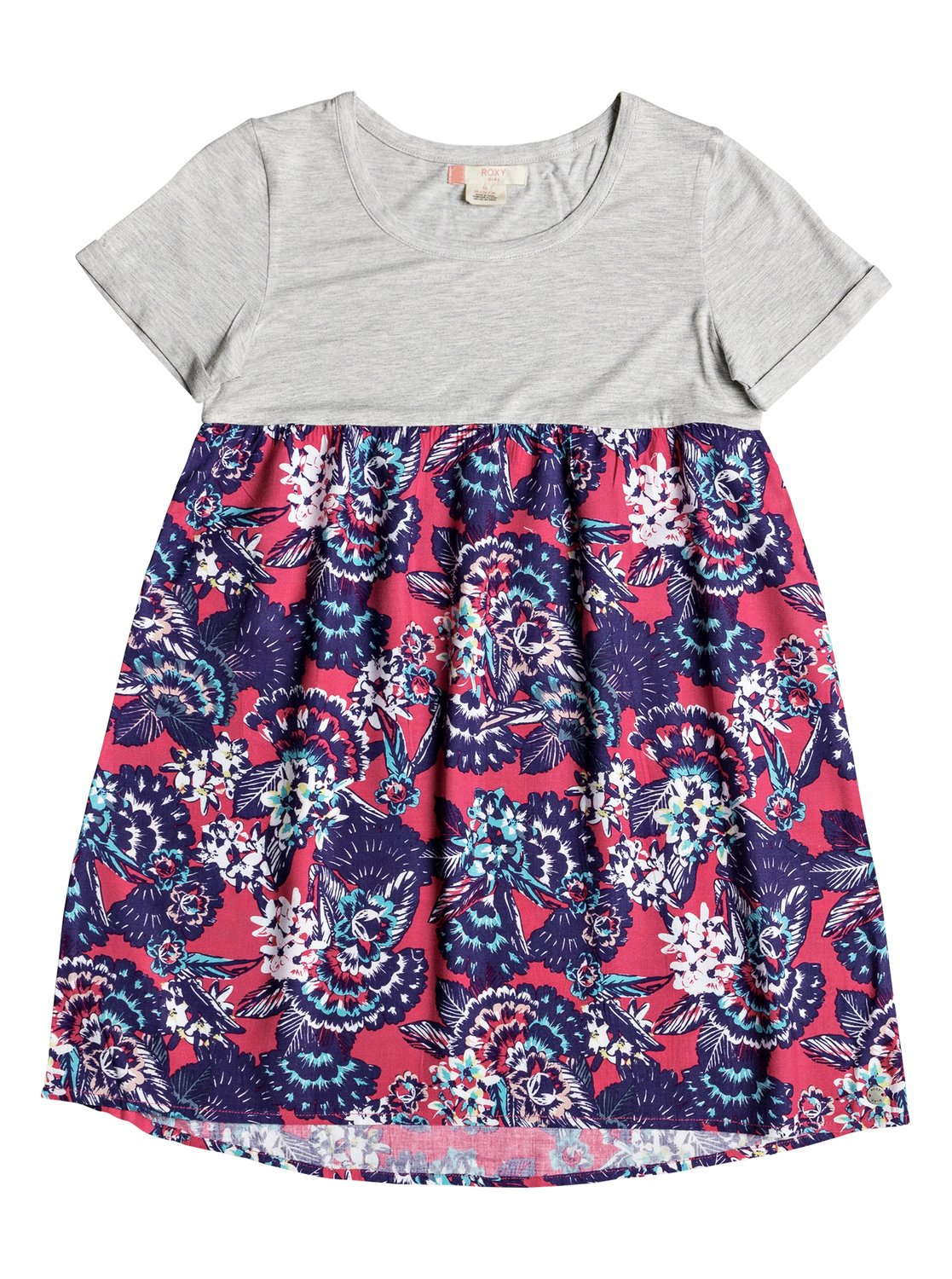 c81448df96e 0 Branche Of Lilac - T-Shirt Dress for Girls 8-16 Pink ERGWD03043