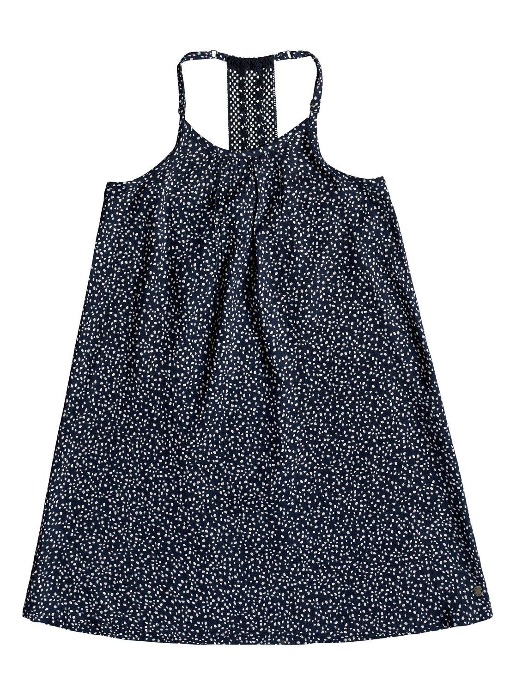 03a9cf097d0 0 Exotic Nature - Robe à bretelles pour Fille 8-16 ans Bleu ERGWD03071 Roxy