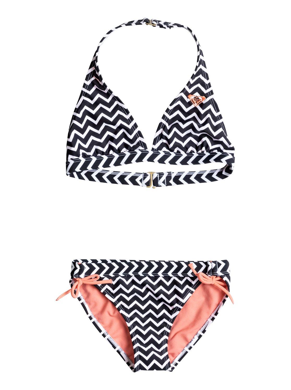 eb1ba25862 0 ROXY Logo Zigzag - Bikini Set ERGX203006 Roxy