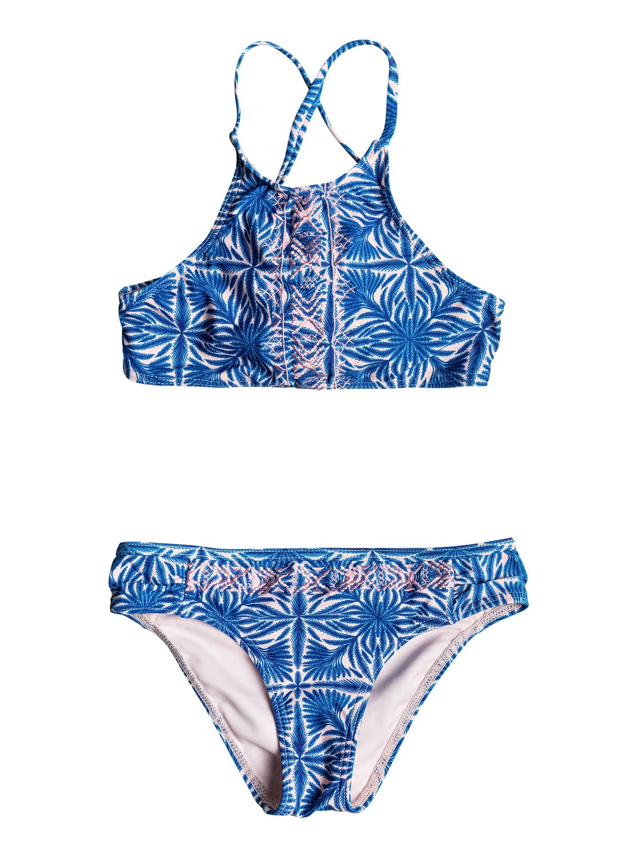 bfc9dcb7cf9 0 Sunny Dreams - Crop Top Bikini Set ERGX203083 Roxy