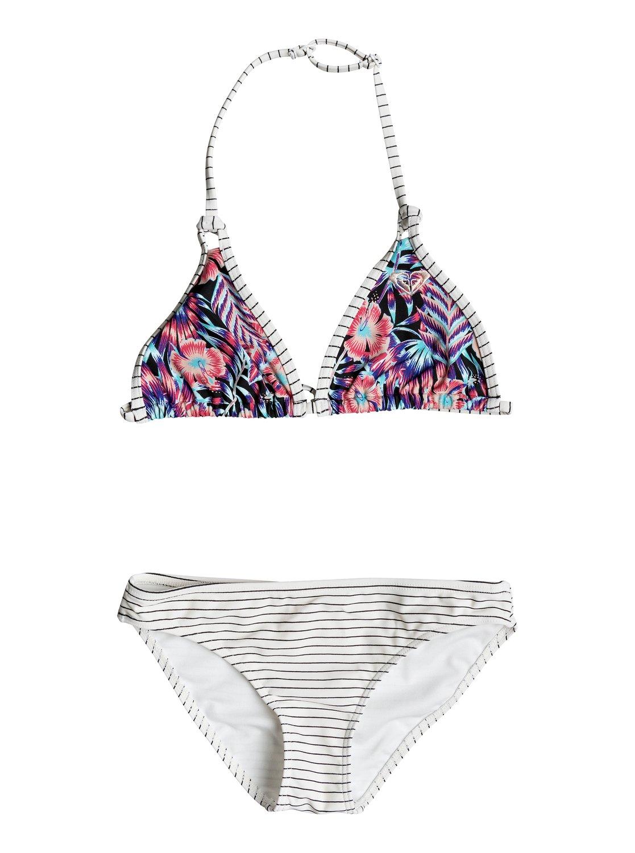 545bc2c67b 0 Surfing Miami - Bikini Tiki Tri pour Fille 8-16 ans ERGX203121 Roxy