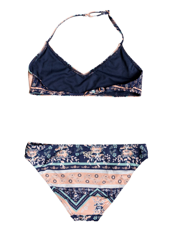 f6f3002bcd 1 Heart In The Waves - Haut de bikini bralette triangle pour Fille 8-16