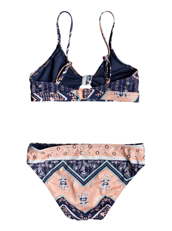 13882fa7ee Heart In The Waves - Ensemble de bikini Sporty tri pour Fille 8-16 ...