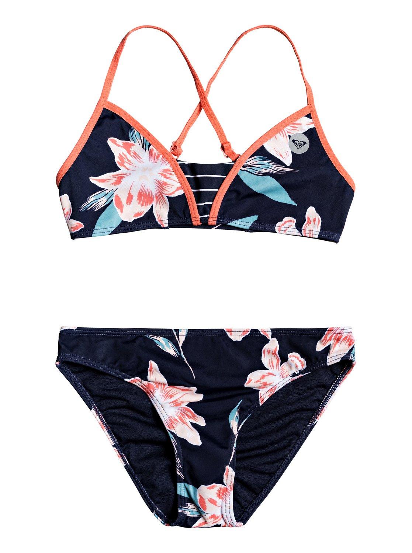 Atlético Para 16 Roxy De 8 Shore Conjunto Bikini Chicas jLSzMVpGqU