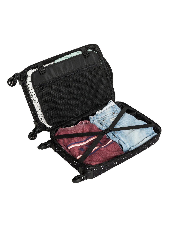 a864b2dc6 5 Stay True 35 L Wheeled Cabin Suitcase ERJBL03130 Roxy