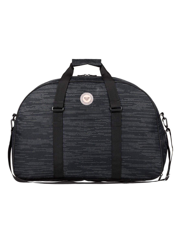 647761a3e15a 0 Спортивная сумка Feel Happy Solid 60L Черный ERJBL03156 Roxy