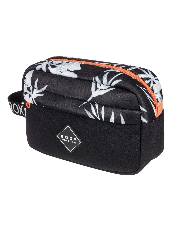 def02963d6bb66 1 Beautifully Neoprene - Wash Bag Black ERJBL03160 Roxy
