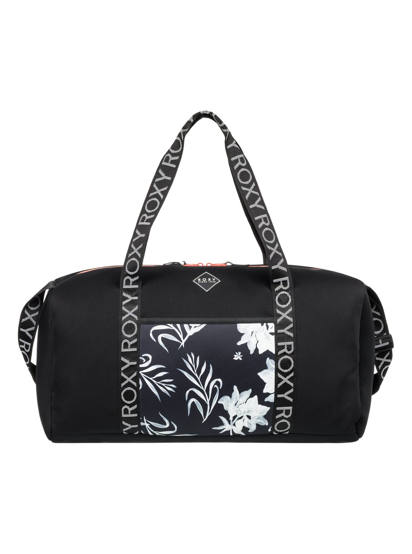 b93a10d5a8f544 0 Moonfire Neoprene Sports Duffle Bag Black ERJBL03162 Roxy