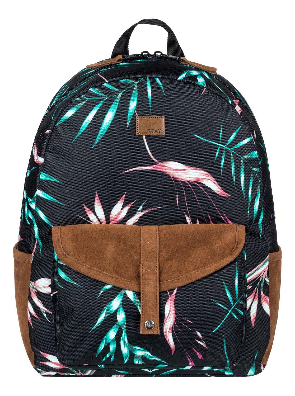 beba1ae2e8 0 Carribean 18 L Medium Backpack ERJBP03697 Roxy