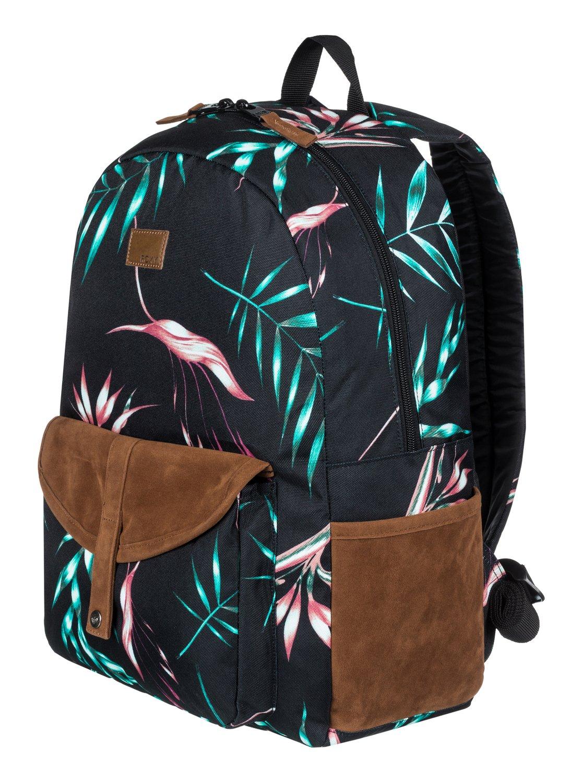 cb2e8d2485 1 Carribean 18 L Medium Backpack ERJBP03697 Roxy