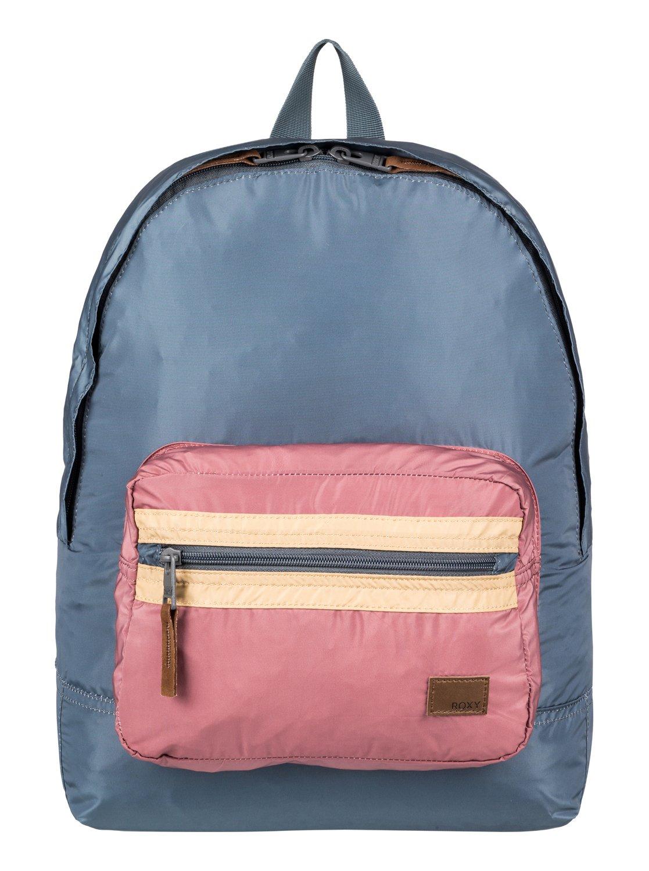 3127710befe3 0 Morning Light 16 L Small Backpack Black ERJBP03774 Roxy