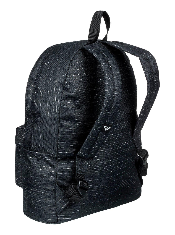 74c77d1d21 2 Sugar Baby Solid 16L - Petit sac à dos Noir ERJBP03838 Roxy
