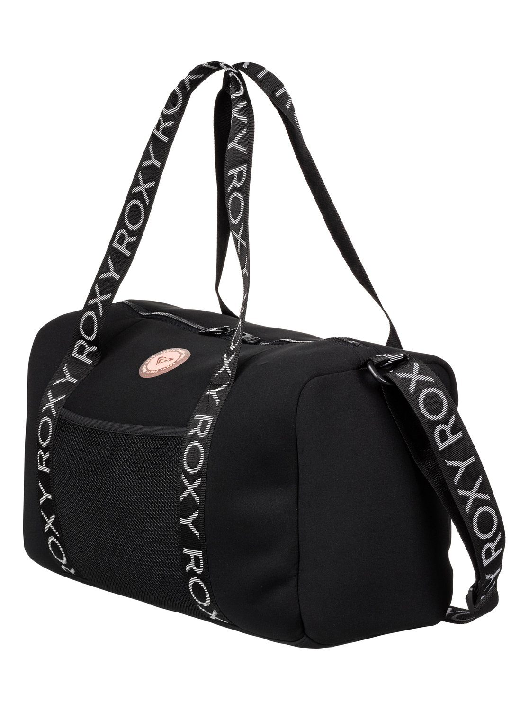 d319bee0722870 1 Moonfire 19L - Sports Duffle Bag Black ERJBP03857 Roxy