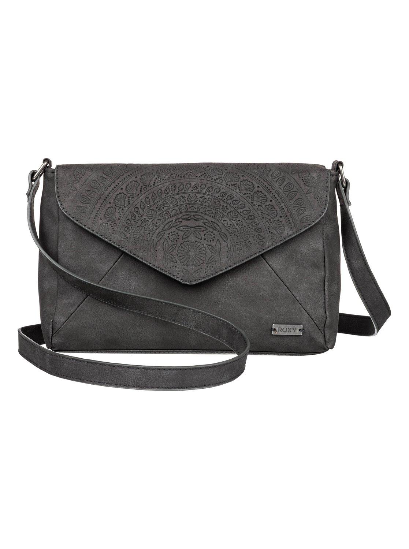 0669bad55e 0 Sunset Road - Petit sac à main imitation cuir Noir ERJBP03869 Roxy