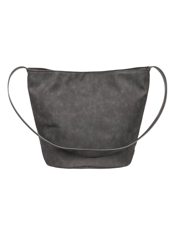 a911bf3d67af5 2 Desert Bloom - Handtasche aus Kunstleder Schwarz ERJBP03871 Roxy