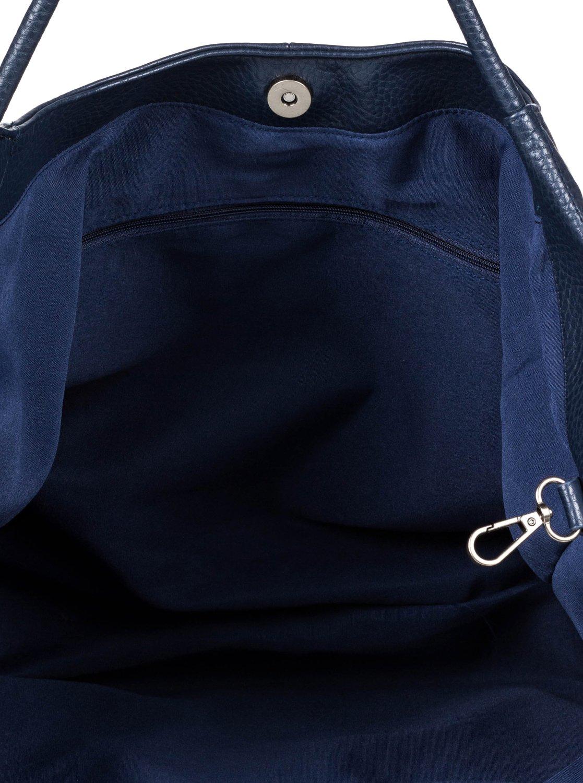 32155b02b3 5 Sunset Session - Grand sac à main imitation cuir Bleu ERJBP03874 Roxy