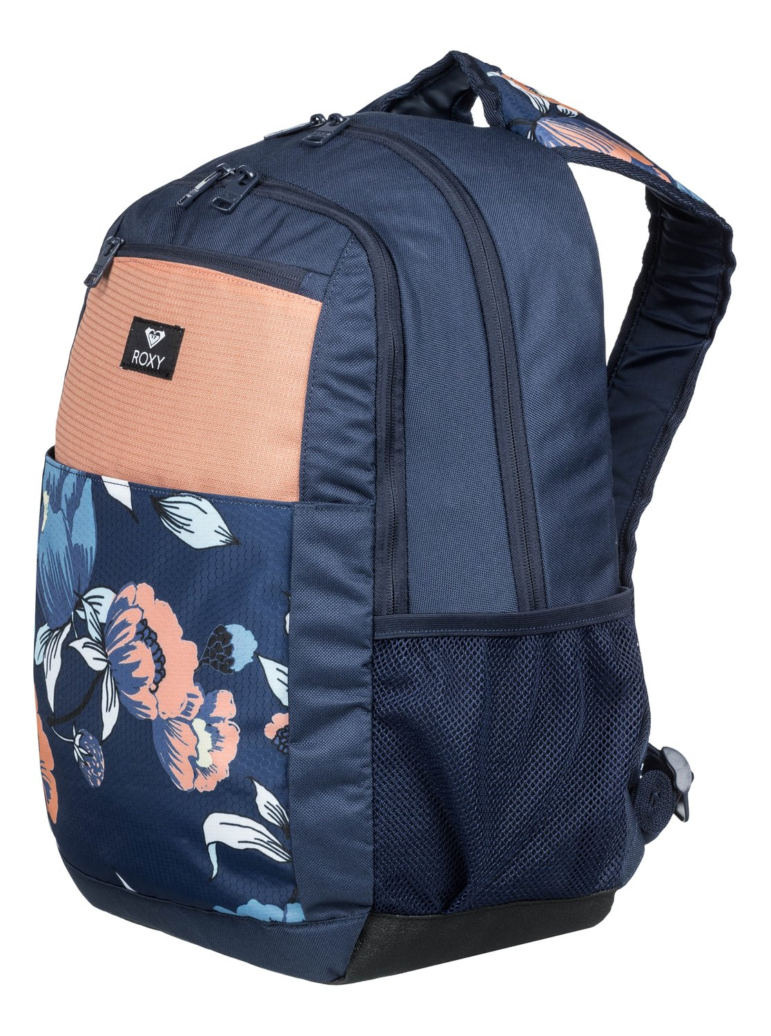 a0a9c6363c 1 Here You Are Fitness 23.5L - Sac à dos taille moyenne Bleu ERJBP03887 Roxy
