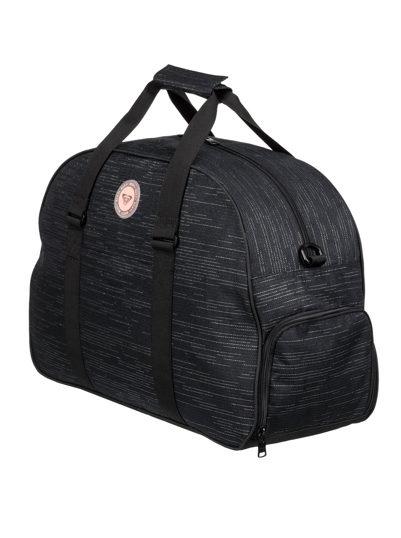 e58a8c7ea062 1 Спортивная сумка Feel Happy Solid 35L Черный ERJBP03895 Roxy