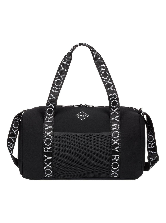 963b8a06064287 0 Moonfire 19L - Medium Sports Duffle Bag Black ERJBP03966 Roxy