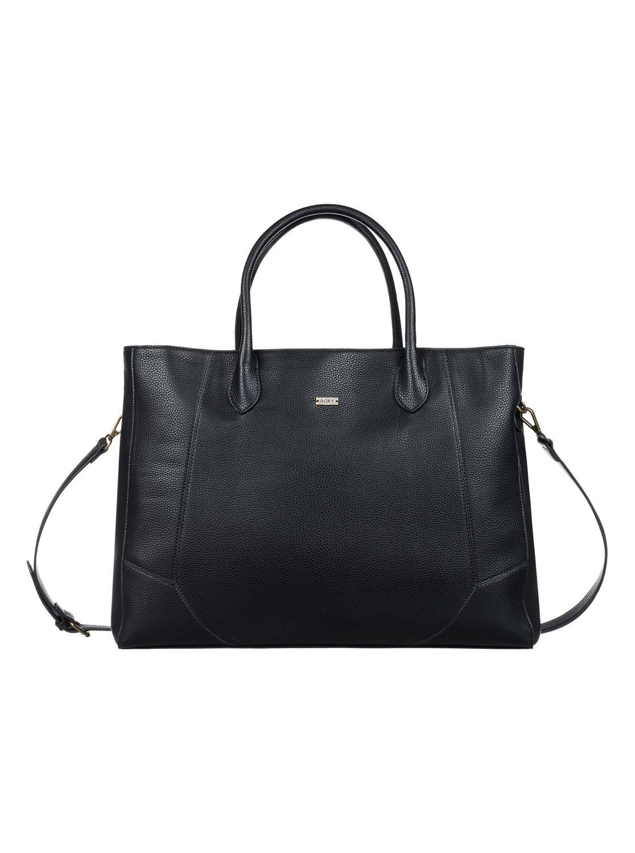 55339b714741d 0 Good Old Day - Grand sac à main en imitation cuir pour Femme Noir  ERJBP03980
