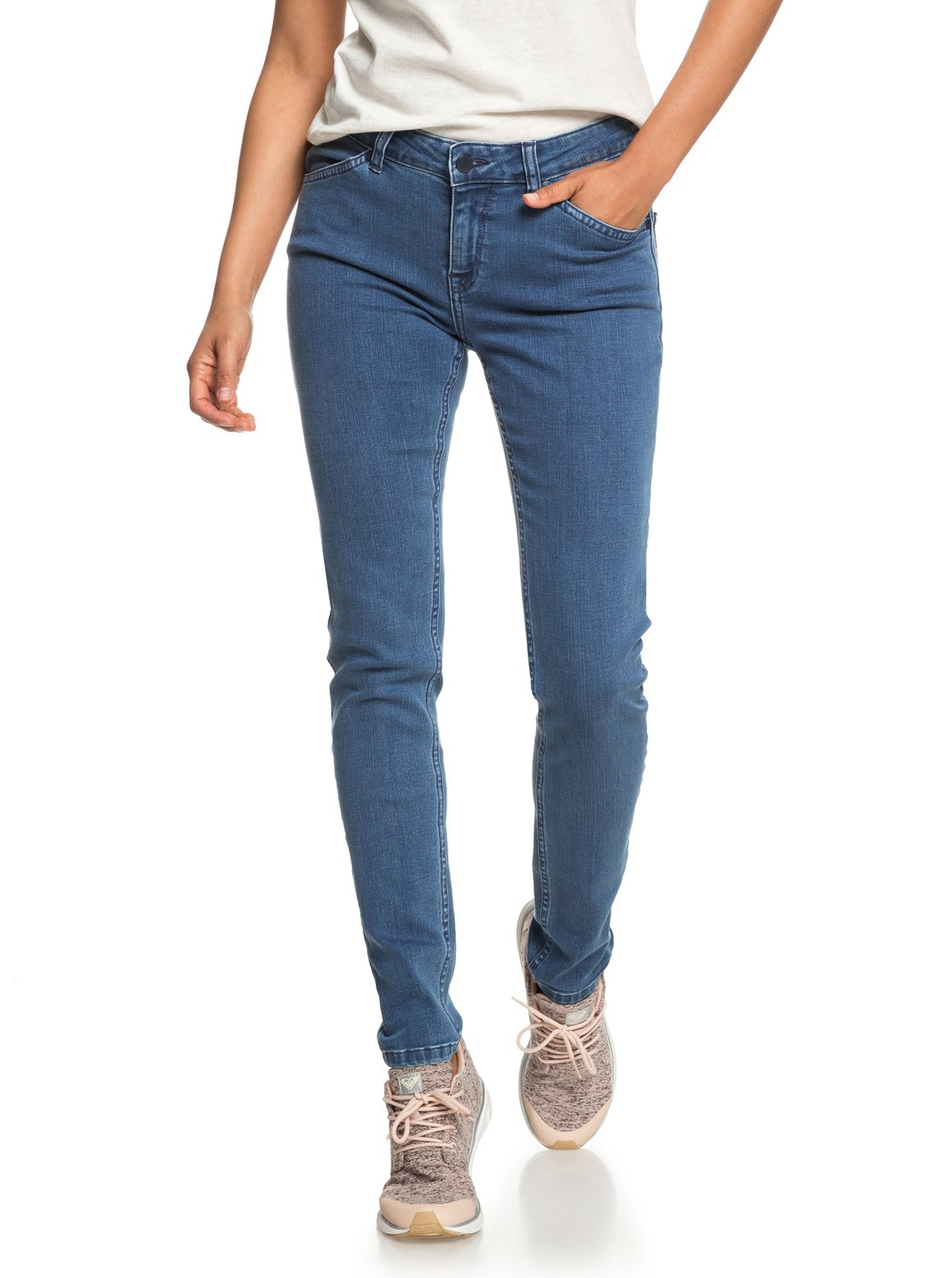 be025a3e253ee Crazy Maze - Skinny Fit Jeans for Women