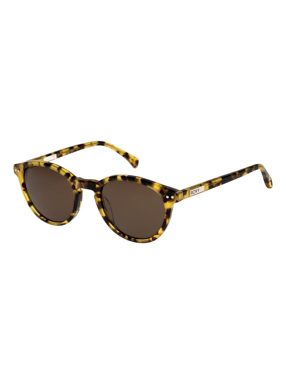 6ffaf37e7 0 Gwen - Sunglasses for Women Brown ERJEY03017 Roxy