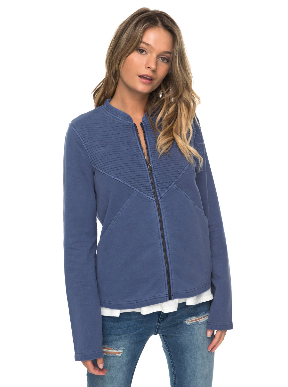 cb38dc58b 0 Oh Buoy Zip-Up Sweatshirt ERJFT03674 Roxy