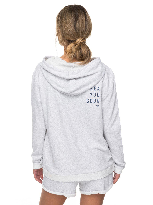 Late For Women Hooded Sweatshirt Ride Erjft03714Roxy nOwP0k
