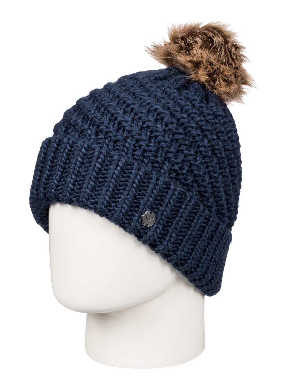 ef4677ca9ea42 0 Blizzard - Bobble Hat for Women ERJHA03272 Roxy