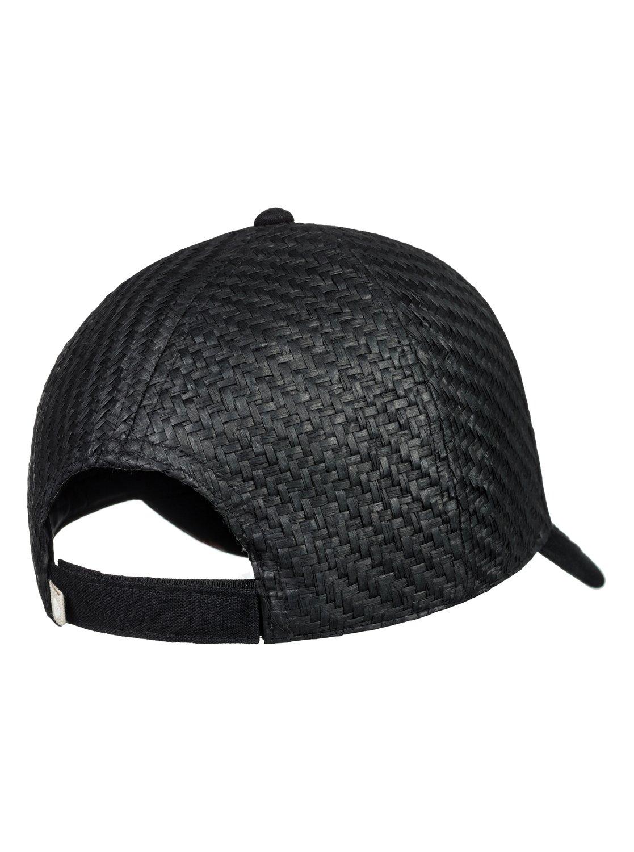 c9c7c94071467 Roxy-Incognito-Straw-Back-Trucker-Hat-ERJHA03438 thumbnail 7