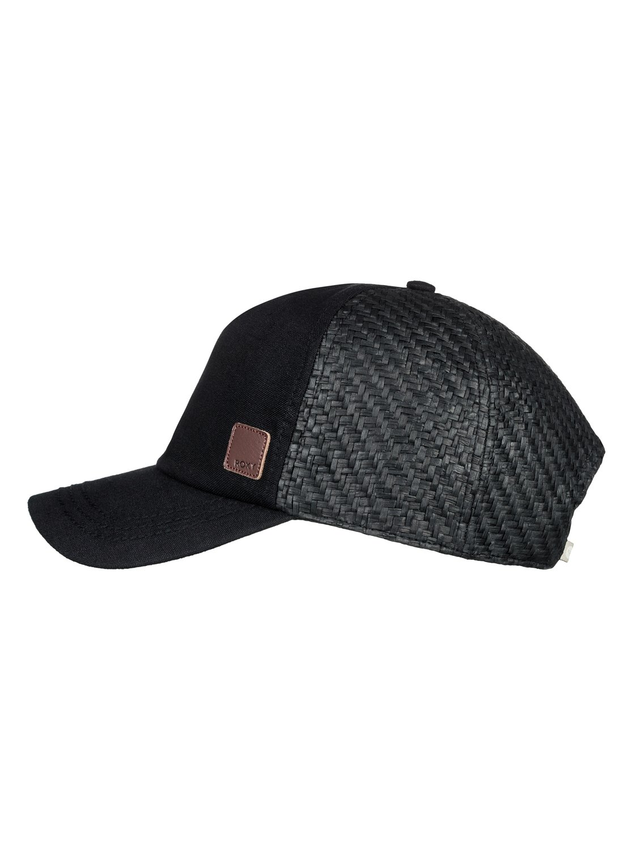 059b530a0f0bd Roxy-Incognito-Straw-Back-Trucker-Hat-ERJHA03438 thumbnail 6