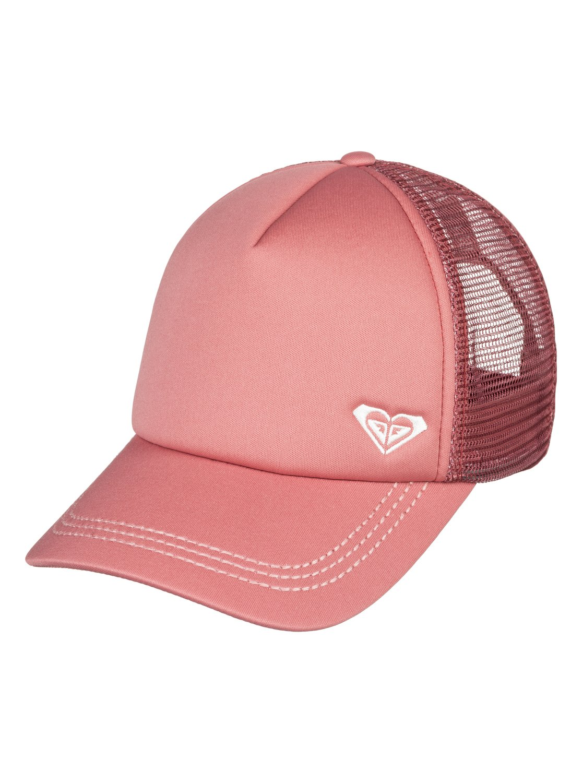 60809d67d96 0 Finishline Color Trucker Hat ERJHA03484 Roxy