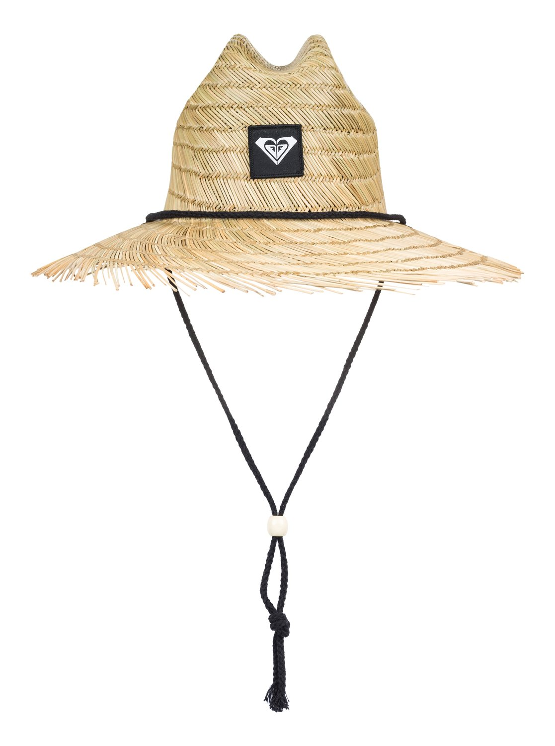 57663a1970e29 0 Tomboy Raw Edge Straw Lifeguard Hat ERJHA03493 Roxy