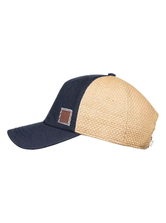 2d3fb7207 Incognito Straw Trucker Hat