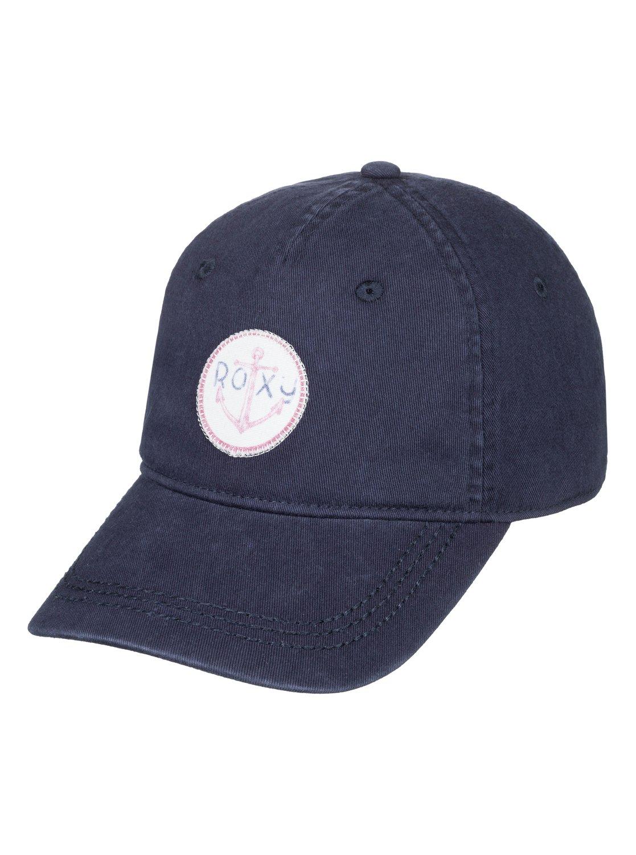 3b81930a6072c 0 Dear Believer - Baseball Cap for Women Blue ERJHA03553 Roxy