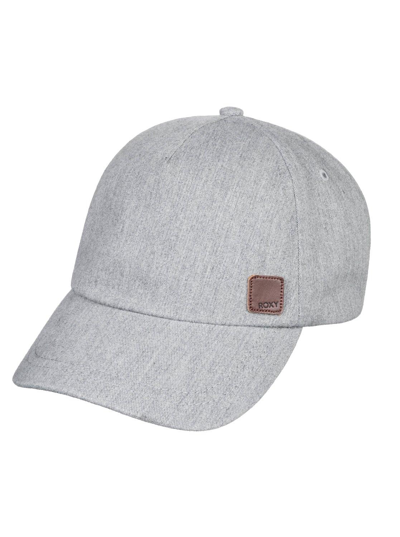 b2122c9bcc2d29 0 Extra Innings A Baseball Hat Grey ERJHA03584 Roxy