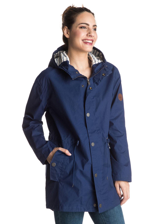 88c4ea98d4c 0 Glassy Ballina - Raincoat ERJJK03138 Roxy