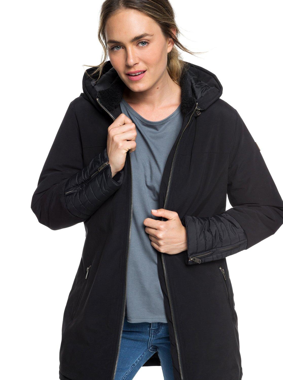 3d22d7db1ad7 Snow Escape - Parka acolchada con capucha para Mujer